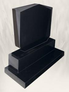 Murphy Special Black Headstone