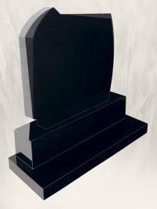 M.6 Black Headstone