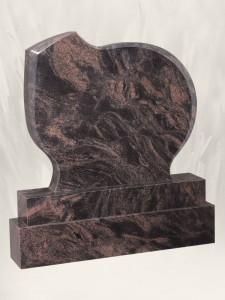 A 33 N.L Headstone