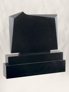 M.5 Black Headstone