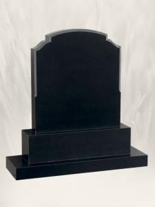 R.T.O.G Black Headstone