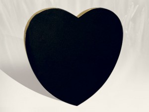 Heart Grave Accessory