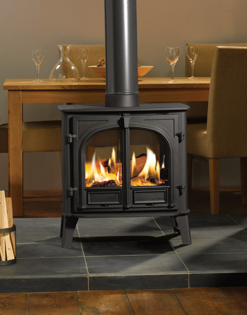 Popular Stovax Stockton 8 Double Sided – Freestanding stoves, Stovax  IX14