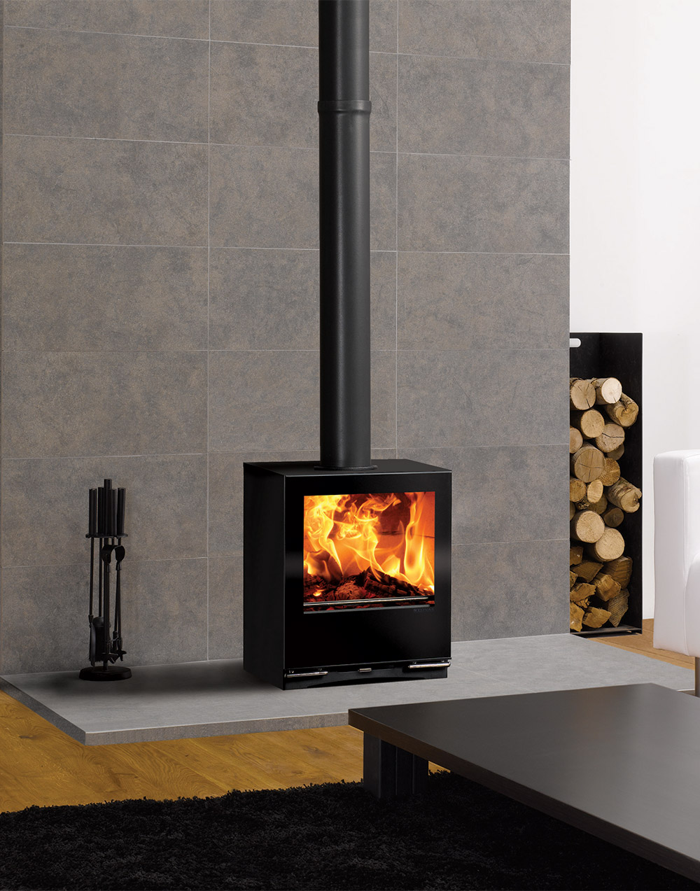 Stovax Riva Vision Medium Freestanding Stoves Stovax