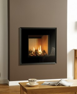 Gazco Riva2 530 & 670 Evoke Glass