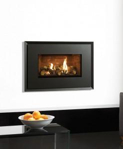 Gazco Riva2 530 & 670 Evoke Steel