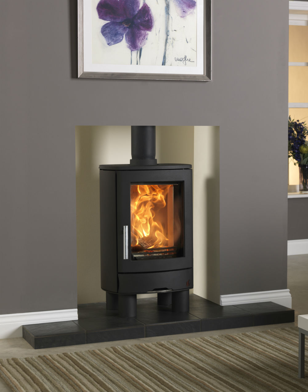 acr neo 1f 5kw – acr stoves, external air supply stoves